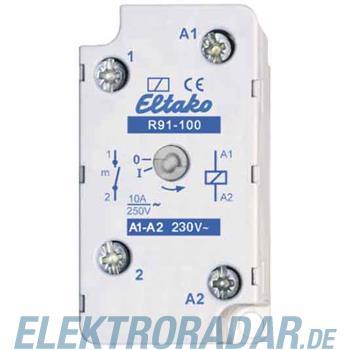 Eltako Schaltrelais R91-100-12V DC
