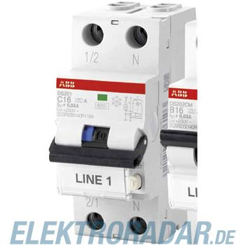 ABB Stotz S&J FI/LS-Schalter DS201A-B25/0,3