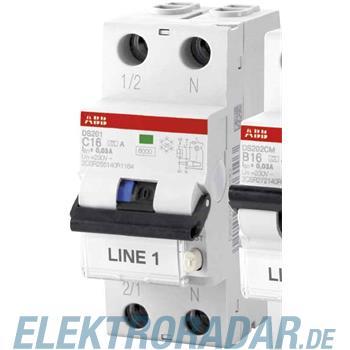 ABB Stotz S&J FI/LS-Schalter DS201A-C25/0,03