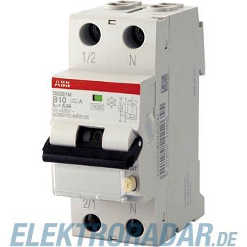 ABB Stotz S&J FI/LS-Schalter DS201MA-C6/0,03