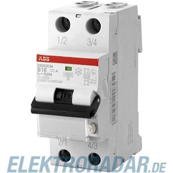 ABB Stotz S&J FI/LS-Schalter DS202CMA-C6/0,03