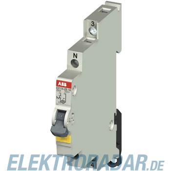 ABB Stotz S&J Ausschalter E211X-16-10