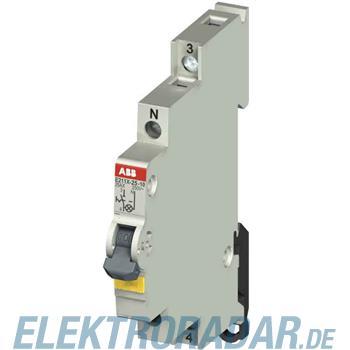 ABB Stotz S&J Ausschalter E211X-25-10