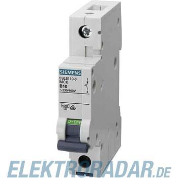 Siemens LS-Schalter 5SL6106-7