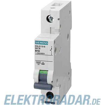 Siemens LS-Schalter 5SL6116-7
