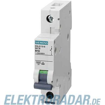 Siemens LS-Schalter 5SL6110-6