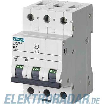 Siemens LS-Schalter 5SL6316-6
