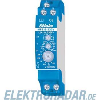 Eltako Zeitrelais,multifunktion MFZ12-230V