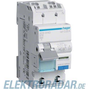 Hager FI/LS-Schalter ADS916D