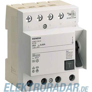 Siemens FI-Schutzschalter 5SM3348-6
