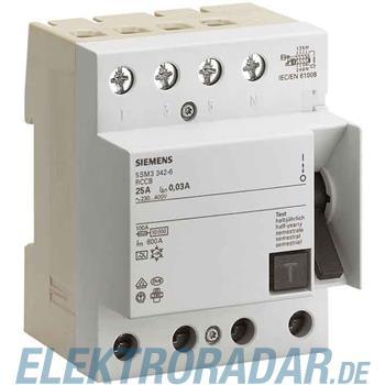Siemens FI-Schutzschalter 5SM3648-6