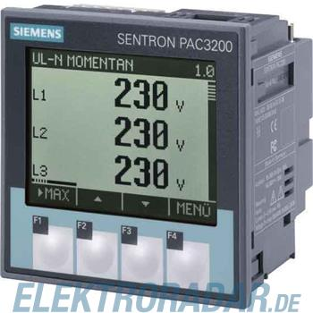 Siemens Schalttafelmessgerät 7KM2112-0BA00-2AA0