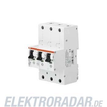 ABB Stotz S&J Haupleitungsschutzschalter S751/3DR-E16