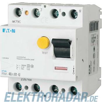 Eaton FI-Schutzschalter PFIM-40/4/03-U