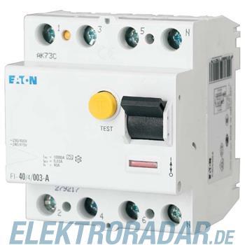 Eaton FI-Schutzschalter FI-40/4/003