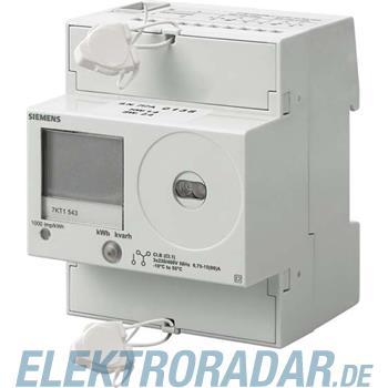 Siemens E-Zähler 7KT1540