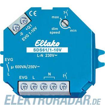 Eltako Steuerdimmschalter SDS61/1-10V
