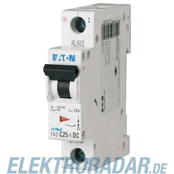 Eaton Leitungsschutzschalter FAZ-C2/1-DC