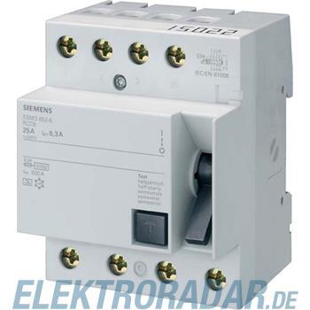 Siemens FI-Schutzschalter 5SM3448-6