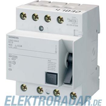 Siemens FI-Schutzschalter 5SM3748-6