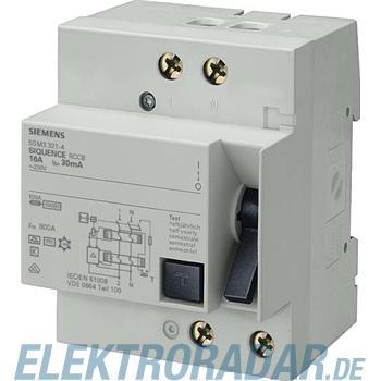 Siemens FI-Schutzschalter 5SM3321-4