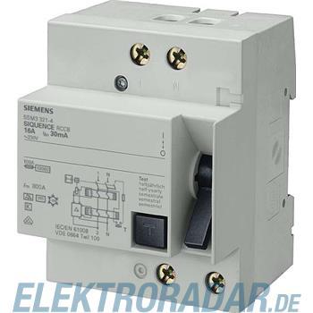 Siemens FI-Schutzschalter 5SM3322-4