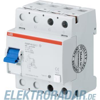 ABB Stotz S&J FI-Schutzschalter F 202B+40/0,03