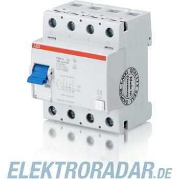 ABB Stotz S&J FI-Schutzschalter F 204B+125/0,3L