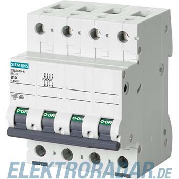 Siemens Leitungsschutzschalter 5SL6604-7