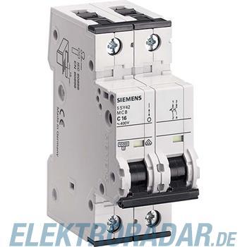 Siemens Leitungsschutzschalter 5SY4214-8