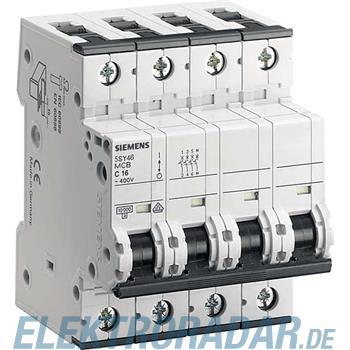 Siemens Leitungsschutzschalter 5SY4603-7