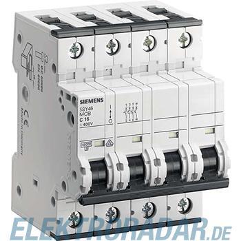 Siemens Leitungsschutzschalter 5SY4604-8