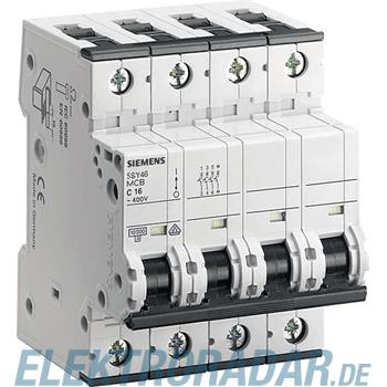 Siemens Leitungsschutzschalter 5SY4620-7