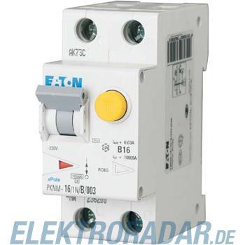 Eaton FI/LS-Kombischalter PKNM16/1N/C/003-A-MW