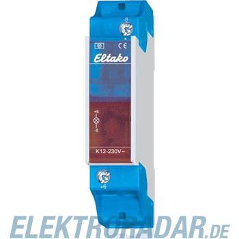 Eltako Kontrollleuchte K12-230V-blau