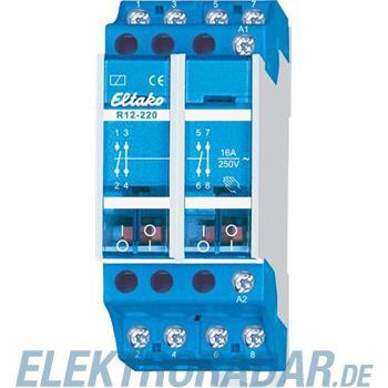 Eltako Installationsrelais R12-220-8V DC