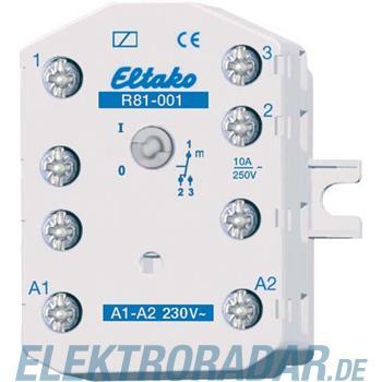 Eltako Installationsrelais R81-001-6V DC