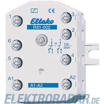 Eltako Installationsrelais R81-002-6V DC