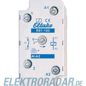 Eltako Installationsrelais R91-100-110V