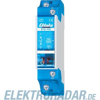 Eltako Stromstoßschalter S12-100-6V DC