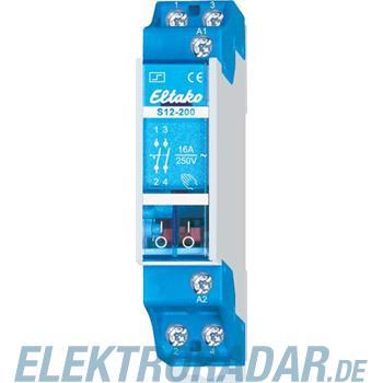 Eltako Stromstoßschalter S12-200-60V DC