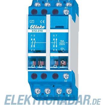 Eltako Stromstoßschalter S12-310-24V DC