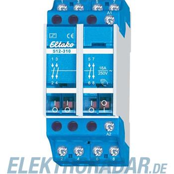 Eltako Stromstoßschalter S12-310-60V DC