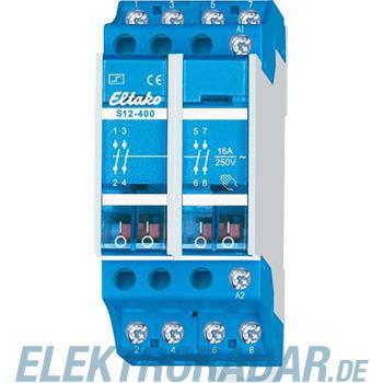 Eltako Stromstoßschalter S12-400-110V