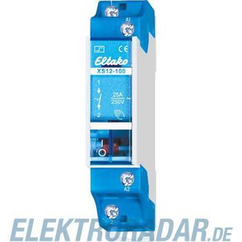 Eltako Stromstoßschalter XS12-100-12V DC