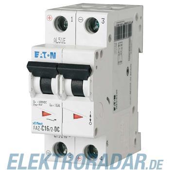 Eaton Leitungsschutzschalter FAZ-C32/2-DC