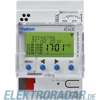 Theben Digitale Zeitschaltuhr TR 648top2 RC DCFKNX