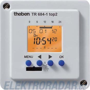 Theben Digitale Zeitschaltuhr TR 684-1 top2
