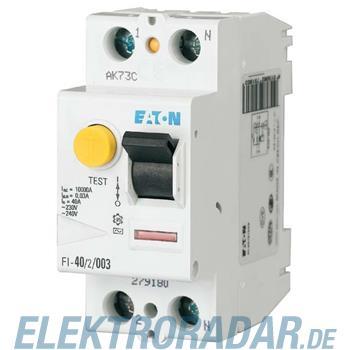 Eaton FI-Schalter FI-25/2/01