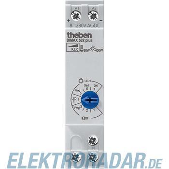 Theben Reiheneinbau-Dimmer DIMAX 532 plus